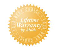 Alside Lifetime Warranty